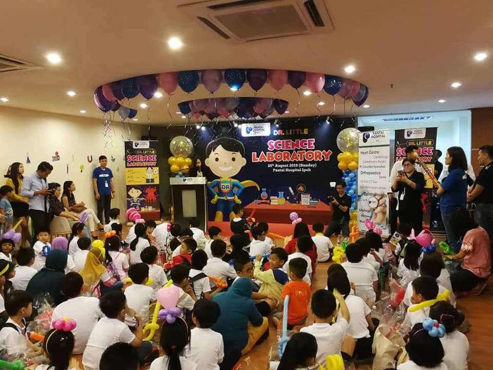 Pantai Hospital Ipoh – Dr. Little Science Laboratory