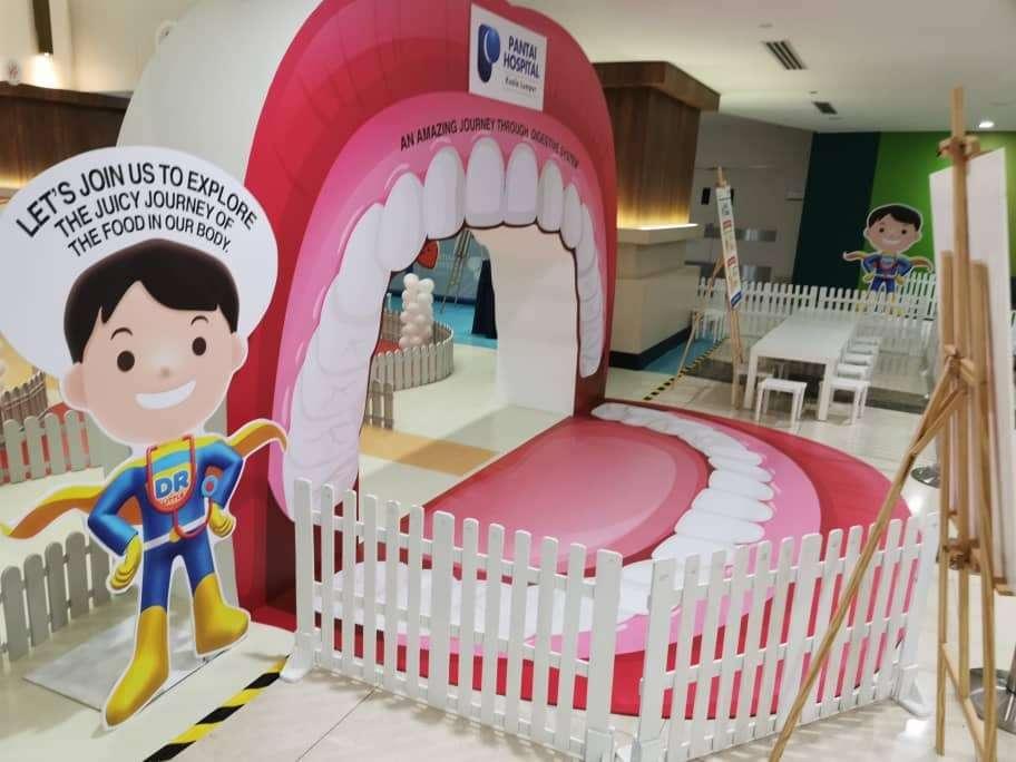 Pantai Hospital KL – Dr. Little (Digestive System)