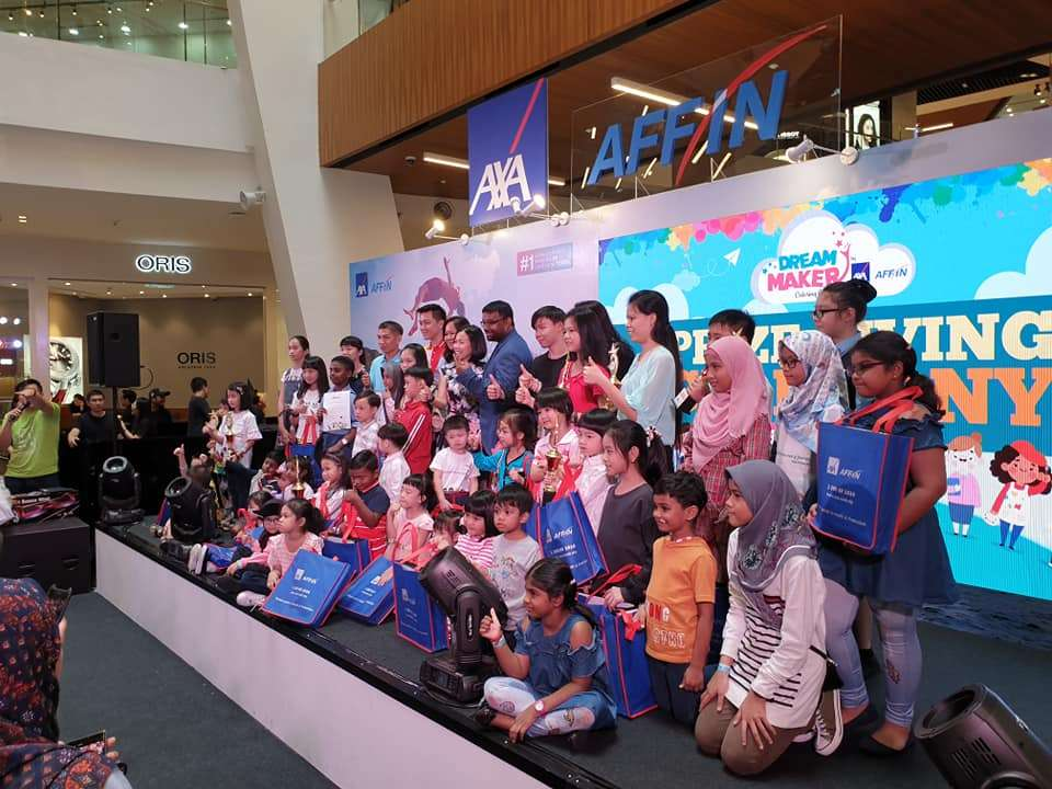 AXA Affin Dream Maker Contest