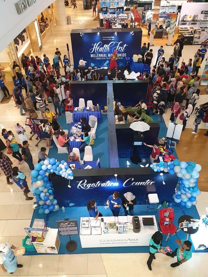 Columbia Asia Cheras Healthfest