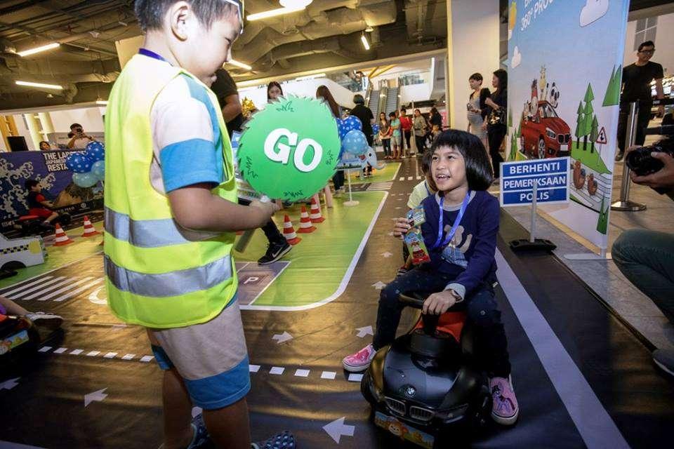 Roaderland – BMW Malaysia Safety 360° Program