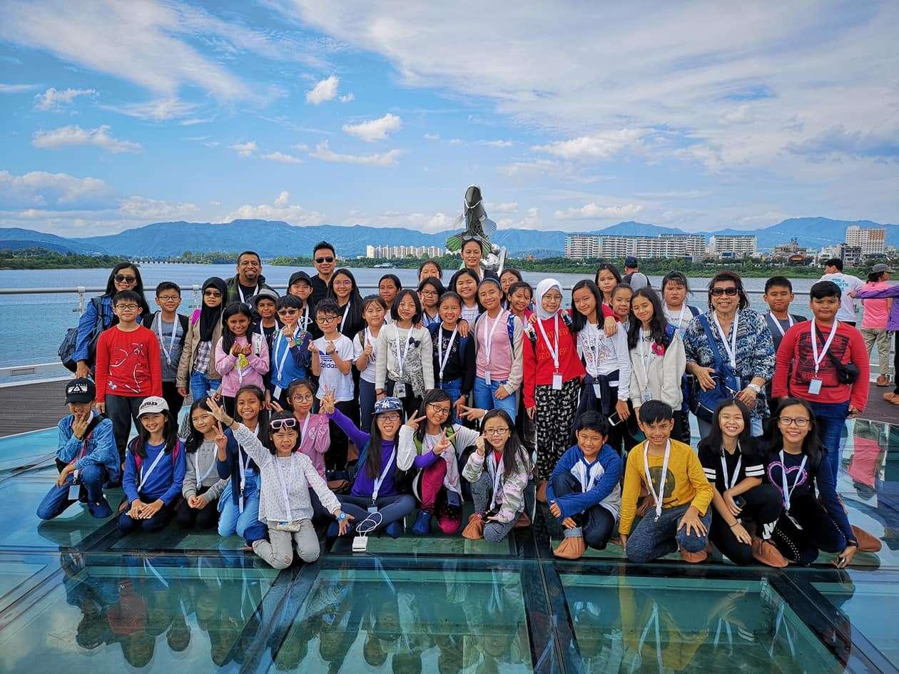 Sri KDU Student Exchange Programme – South Korea