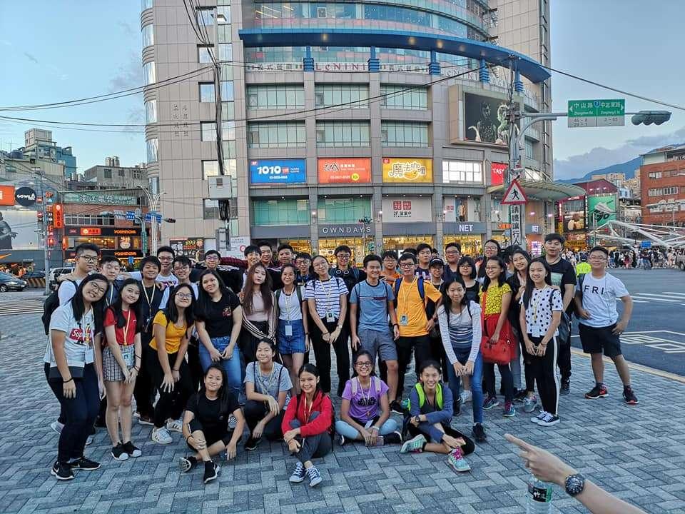 Sri KDU Student Exchange Programme – Taiwan