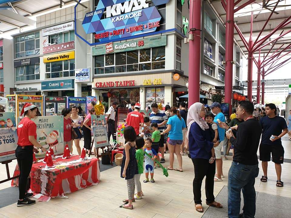 Sunway Giza Mall 10th Anniversary + Christmas Celebration