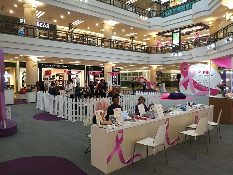 Thomson Hospital Pink October
