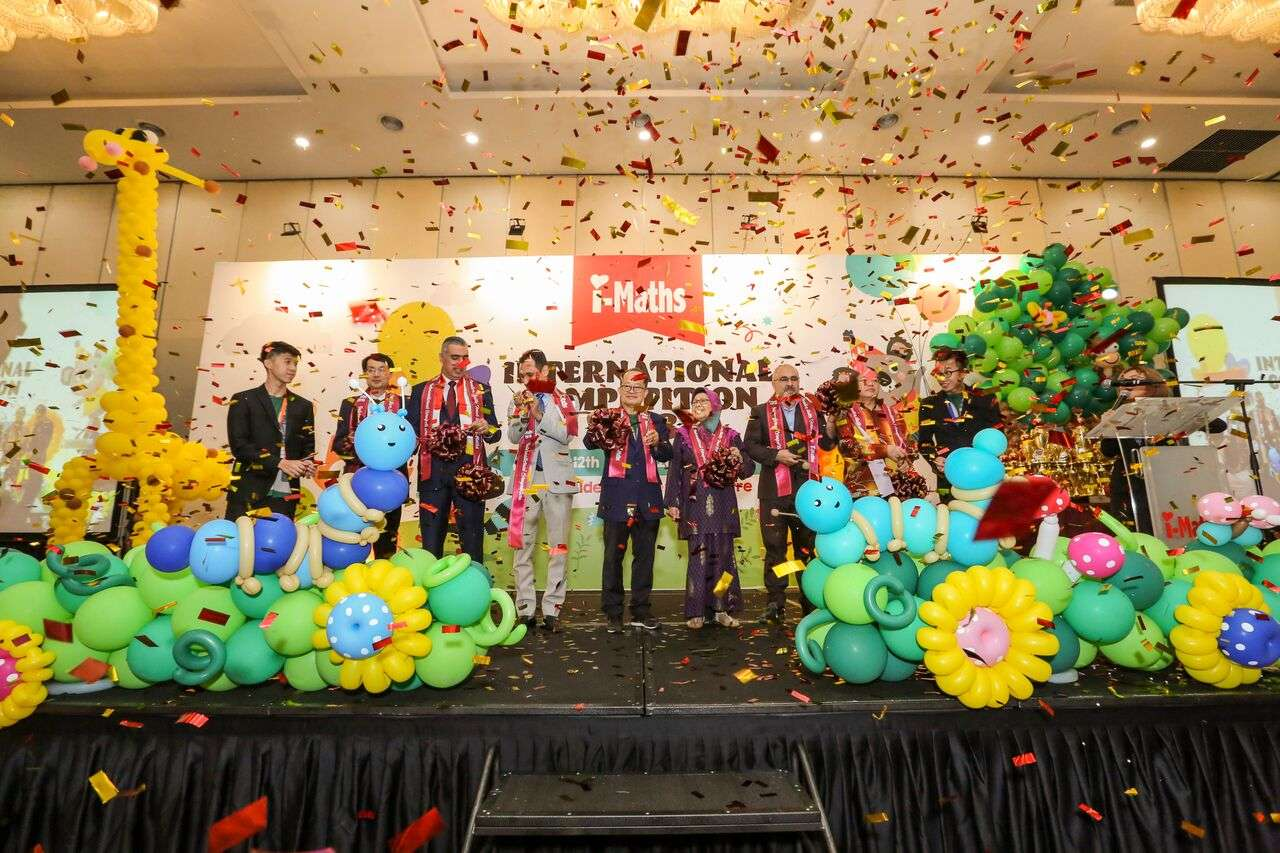 i-Maths International Competition