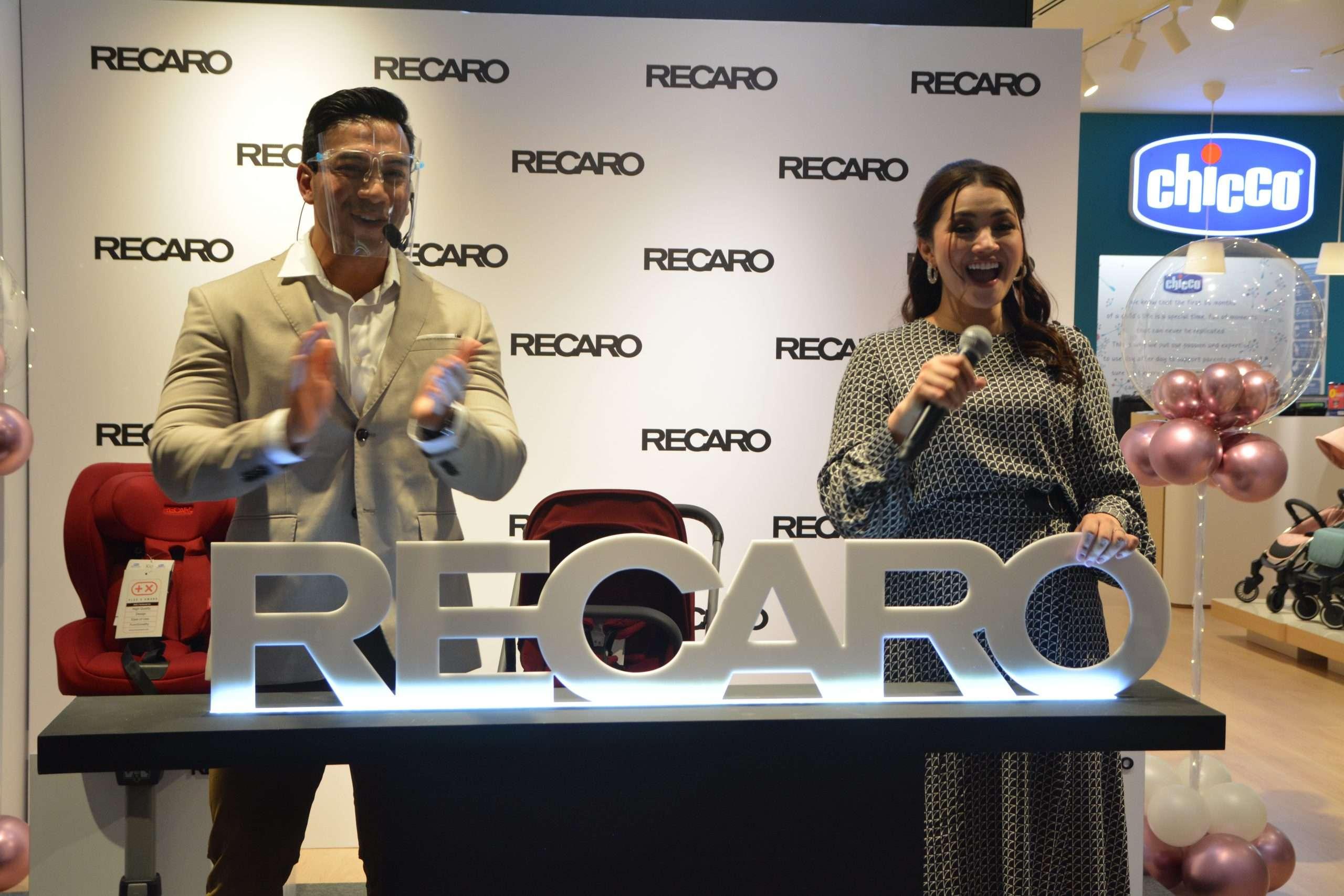 Recaro Product Launching