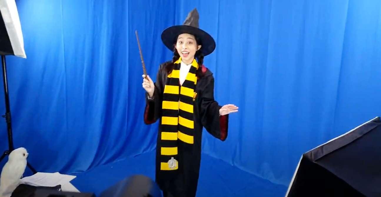 Ukids Whimsical School of Wizardry