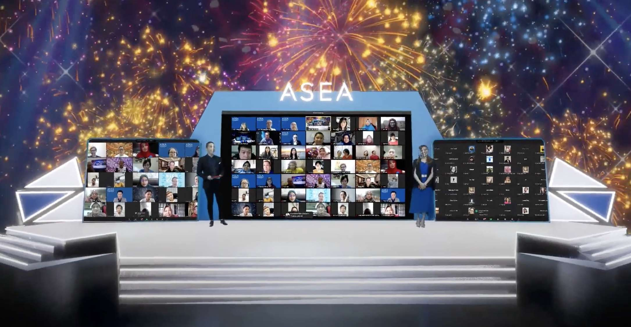 ASEA Malaysia & Singapore Virtual Recognition Event