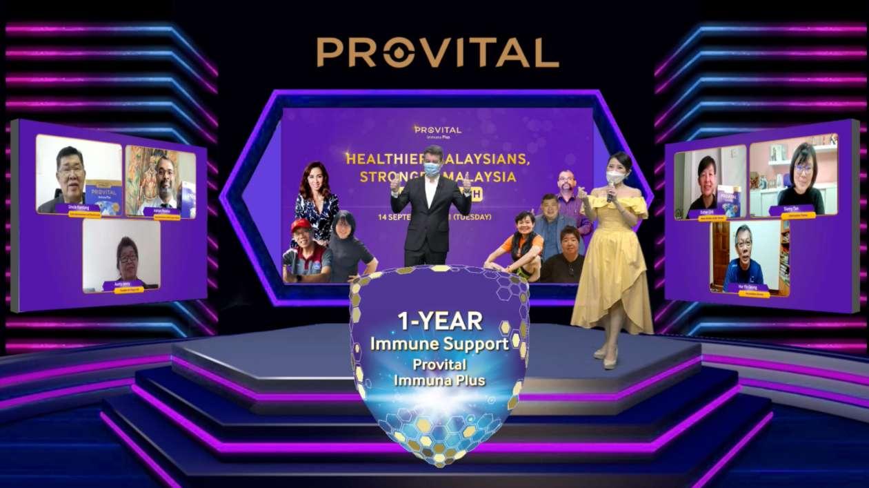 Provital Product & Media Launch